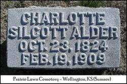 Charlotte Silcott <i>Alder</i> Price