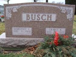 Dorothy Eleanor <i>Funke</i> Busch