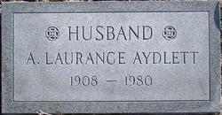 A. Laurance Aydlett