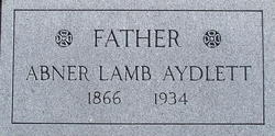 Abner Lamb Aydlett