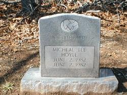 Michael Lee Hoyle