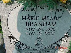 Marie <i>Meade</i> Branham