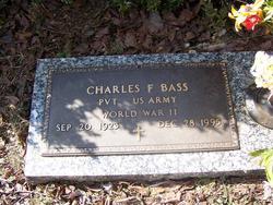 Charles Franklin Bass