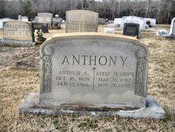 Addie M. <i>Rippy</i> Anthony
