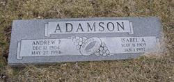 Isabel A Adamson