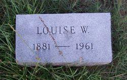 Louise <i>Wiseman</i> Atkinson