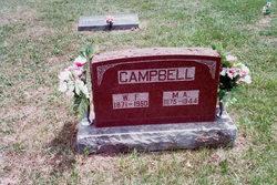Minnie Alice <i>Wills</i> Campbell