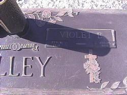 Violet E. Alley
