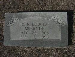 John Douglas McBryde