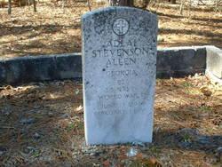 Adlai Stevenson Allen