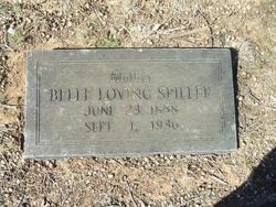 Belle <i>Loving</i> Spiller
