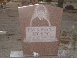 David Wayne Atchley