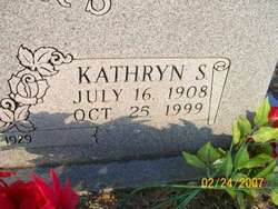 Kathryn S Childers