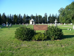 Rudd Evergreen Cemetery