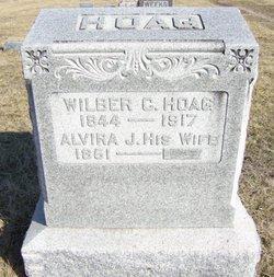 Wilber C Hoag