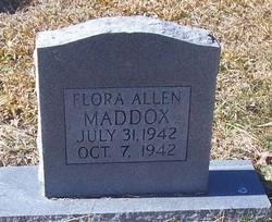 Flora Allen Maddox