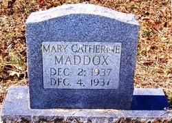 Mary Catherine Maddox