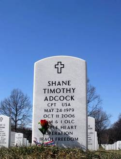 Capt Shane Timothy Adcock