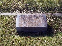 Austin Edward A.E. Clarkson