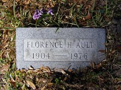 Florence May <i>Hibbard</i> Ault