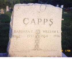 Barbara Ellen <i>Frank</i> Capps