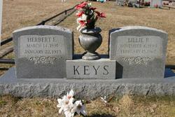 Lillie Belle <i>Woodyard</i> Keys