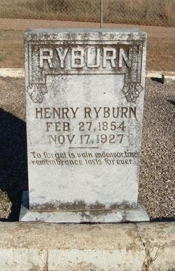 Henry R Ryburn