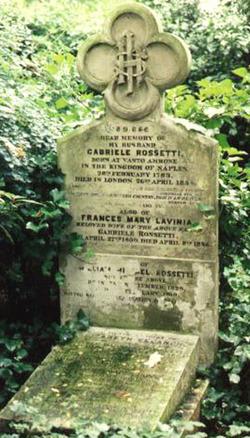 Frances Mary <i>Polidori</i> Rossetti