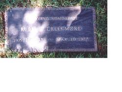 Ruby Vern <i>Lewis</i> Creekmore