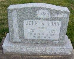 John A. Lund