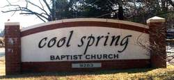 Cool Spring Baptist Church Cemetery
