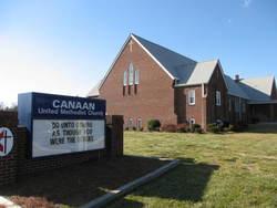 Canaan United Methodist Church Cemetery