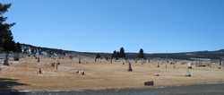 Panguitch City Cemetery