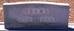 Willie M. Adams