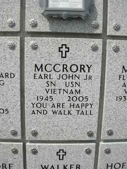 Earl John McCrory, Jr