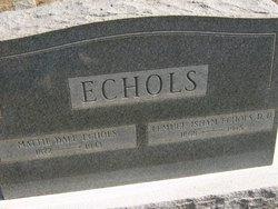 Lemuel Isham Echols