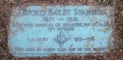 Gen Sanford Bailey Stanbery