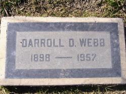 Darroll D. Webb