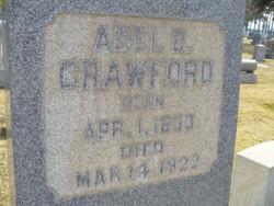 Abel Bennington Crawford