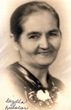 Gizella Mary Alice <i>Kulcs�r</i> Torok