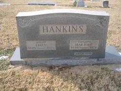 Emily M <i>Parrott</i> Hankins