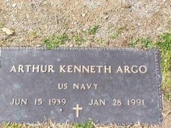 Arthur Kenneth Argo