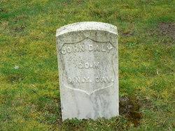 Pvt John Daly