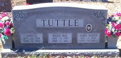 Spec James Walter Tuttle