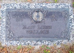 Mary Louise Wallace