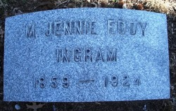 Jennie <i>Eddy</i> Ingram