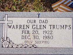 Warren Glen Trumps
