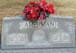 Arley Nila <i>Smith</i> Amerman