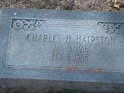 Charles Hoodie Hairston