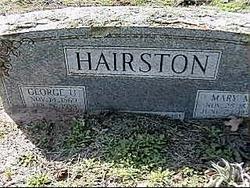 George Uriah Hairston